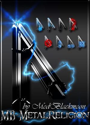 ModBlackmoon | Free Dark Demonic Gothic & Steel Animated