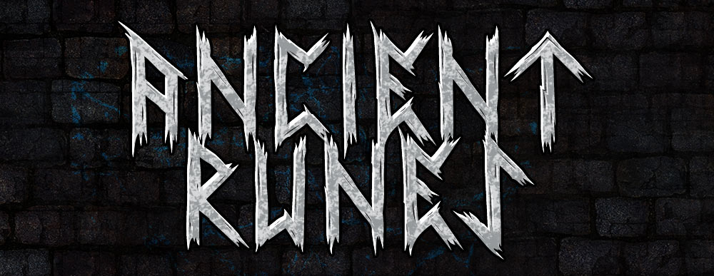 ModBlackmoon | Original Demonic Gothic Fonts, Black Metal