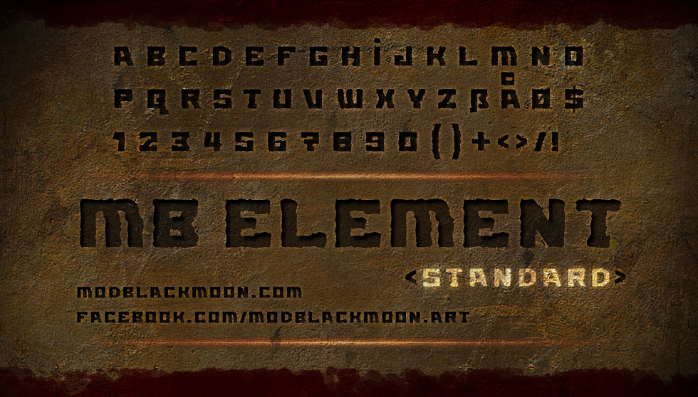 ModBlackmoon | Original Demonic Gothic Fonts, Black Metal Fonts