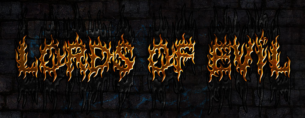 MB Lords of Evil Gothic Devilish Black Metal Font