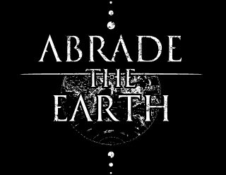 Abrade The Earth - Futuristic, Minimalistic Metal Logo Design