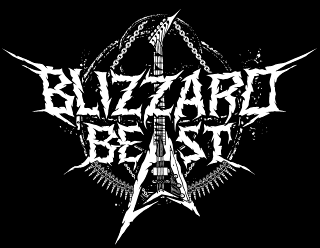 Blizzard Beast - Logo Design for Thrash-Black Metal Band