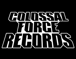 Colossal Force Records - Metal Recording Label Logo Design