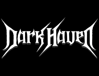 Dark Haven - Legible Heavy Thrash Metal Band Logo Design with Spikes