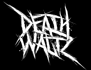 Death Waltz - Metalcore, Deathcore Band Logo Design