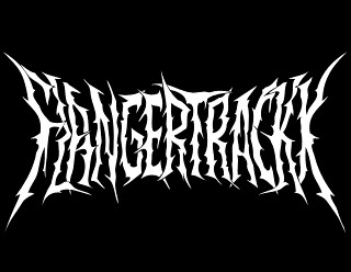 FLANGERTRACKX - Death Metal Logo Design