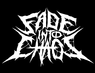 Fade Into Chaos - Metalcore Band Logo Design