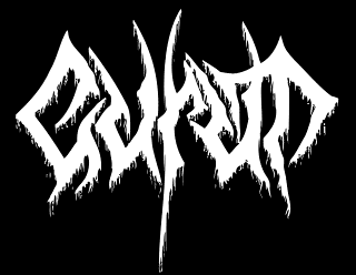 Raw Black Metal Band Logo Design