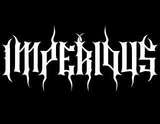 Imperious - Readable Epic Metal Band Logo Drawing