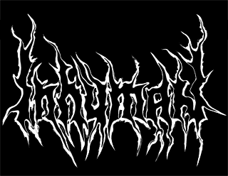 Old School Brutal Death Metal Band Logo Design by ModBlackmoon