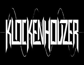 Klockenhouzer - Logo design for EBM Dark Electro Band