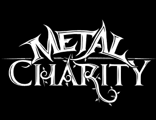 Metal Charity - Music Event Logo Design