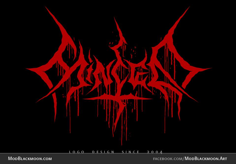Minced - Death Metal BandLogo Design