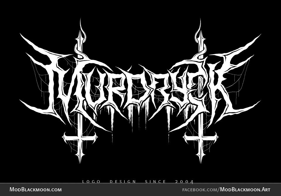 Metal Logo Designs  Create A Metal Logo  BrandCrowd