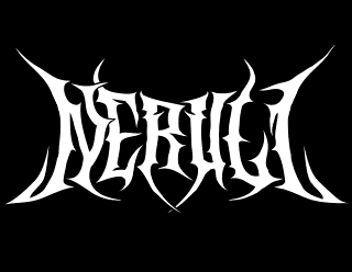 Nerull - Traditional Death Metal band logo design