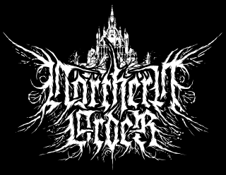Northern Order - True Black Metal Band Logo Design with Cathedral