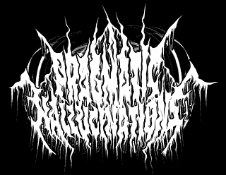 Pragmatic Hallucinations - Grindcore Metal Band Logo Design by Request