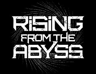 Rising From The Abyss - Modern Metalcore Band Logo Design