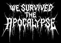 Leaking Apocalyptic Band Logo Drawing