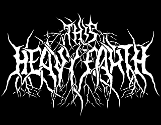 Black Metal Band Logo Design with Roots and Branches - This Heavy Earth