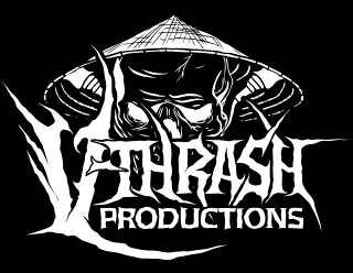 V-Thrash - Logotype Design for Metal Festival in Vietnam