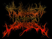 Demonic Black Death Metal Band Logo Commercial Design
