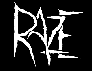 Raze - Legible Metal Band Logo Design