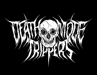 Death Mode Trippers Дизайн Лого Death Metal Группы