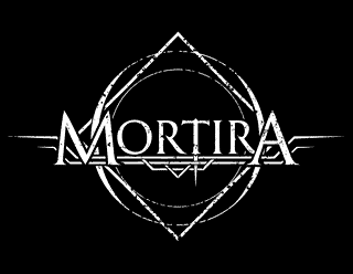Mortira Readable Metalcore Band Logo Design