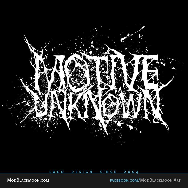 ModBlackmoon | Custom Metal Band Logo Design | Free Metal