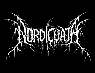 Nordic Oath Black Metal Logo Design
