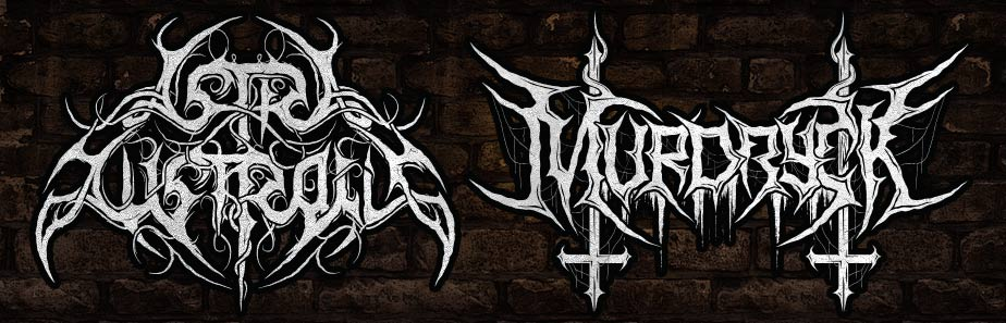 Black/Death Metal Band Logo Design