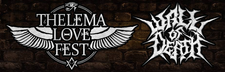 Dark Gothic Metal Band Logo Design