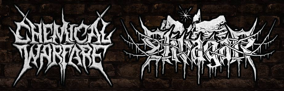 Death/Black Metal Band Logo Art