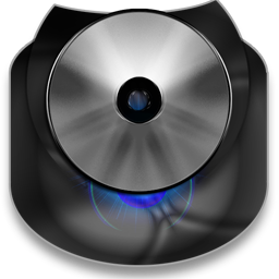 Download Dark Hi-Tech Disc Drive, HDD Storage royalty-free transparent Icon Clipart